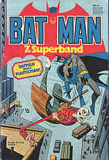 Batman Superband Nr. 7