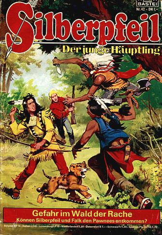 Die Rache des Silberpfeils (German Edition)