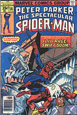 Spectacular Spider-Man 18