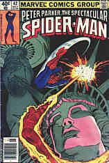 Spectacular Spider-Man 42